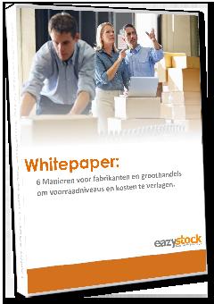 Whitepaper 6 Manieren voor fabrikanten en groothandels