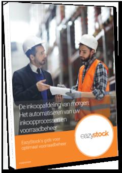 Whitepaper De inkoopafdeling van morgen - Het automatiseren van uw inkoopprocessen en voorraadbeheer