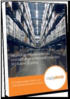 Whitepaper Vergroot de mogelijkheden van voorraadbeheer in Microsoft Dynamics 365 Business Central